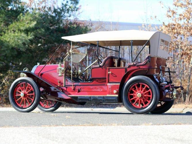 1910 Simplex Model-50 Touring Holbrook retro g wallpaper