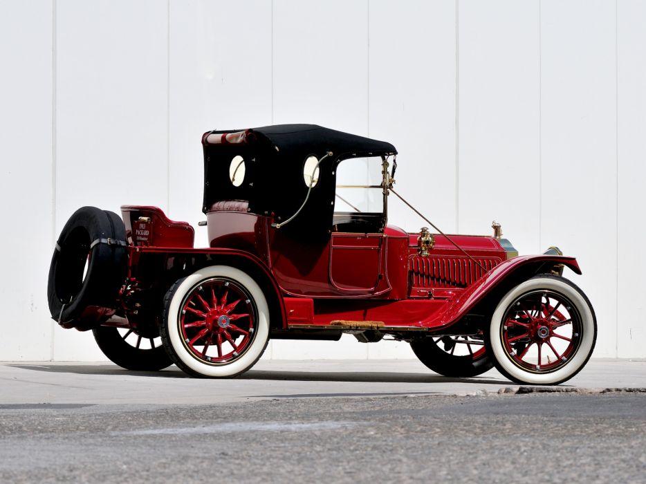 1913 Packard Six Runabout 1-38 luxury retro       g wallpaper