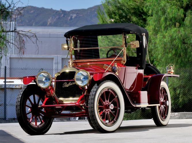 1913 Packard Six Runabout 1-38 luxury retro f wallpaper