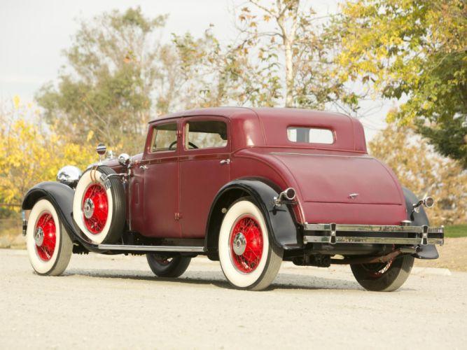 1929 Stutz Model-M Monte Carlo Weymann retro luxury a wallpaper