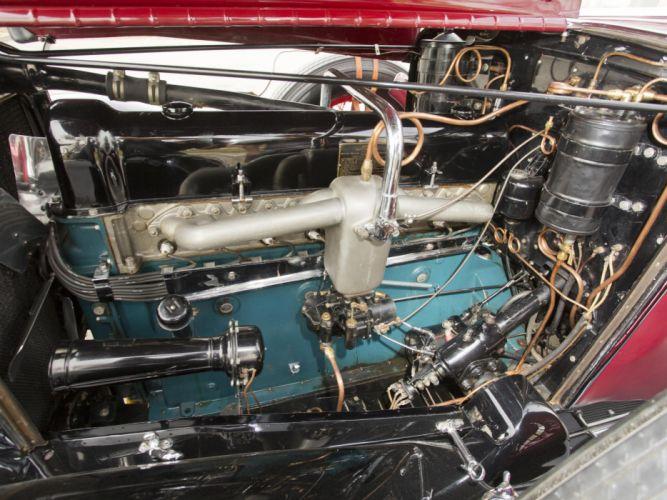 1929 Stutz Model-M Monte Carlo Weymann retro luxury engine f wallpaper