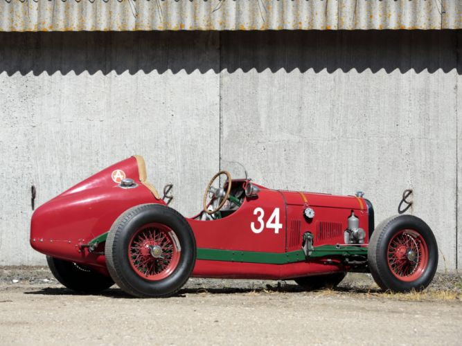 1934 Lagonda Rapier Special race racing retro g wallpaper