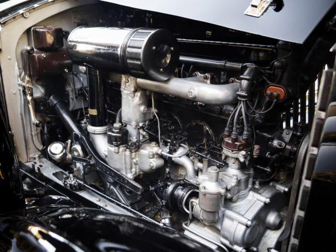 1934 Rolls Royce Phantom II Continental Drophead Sedanca Coupe Mulliner luxury retro engine g wallpaper