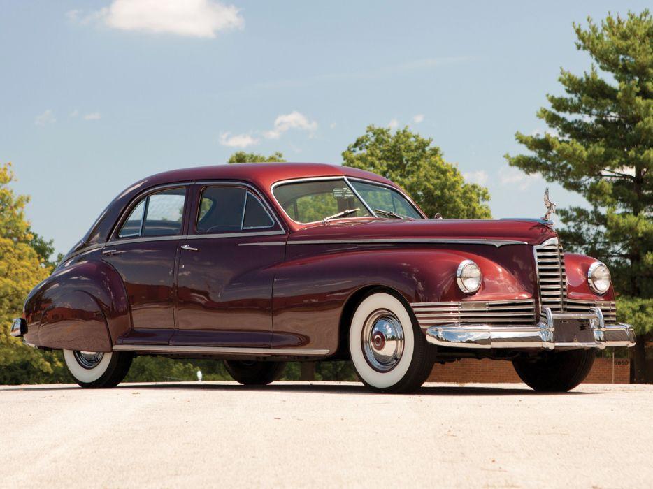 What Is A Sedan >> 1947 Packard Custom Super Clipper Eight Sedan (2106-2122 ...