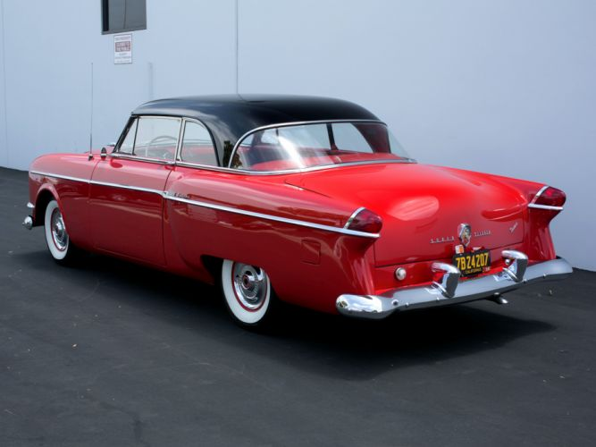 1954 Packard Super Clipper Panama Hardtop Coupe (5411-5467) retro f wallpaper