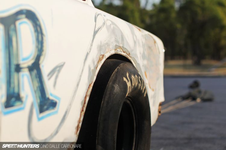 1955 Fat57-Customs Chevrolet Gasser drag racing race hot rod rods retro wheel f wallpaper