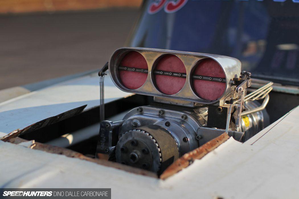 1955 Fat57-Customs Chevrolet Gasser drag racing race hot rod rods retro engine blower  f wallpaper