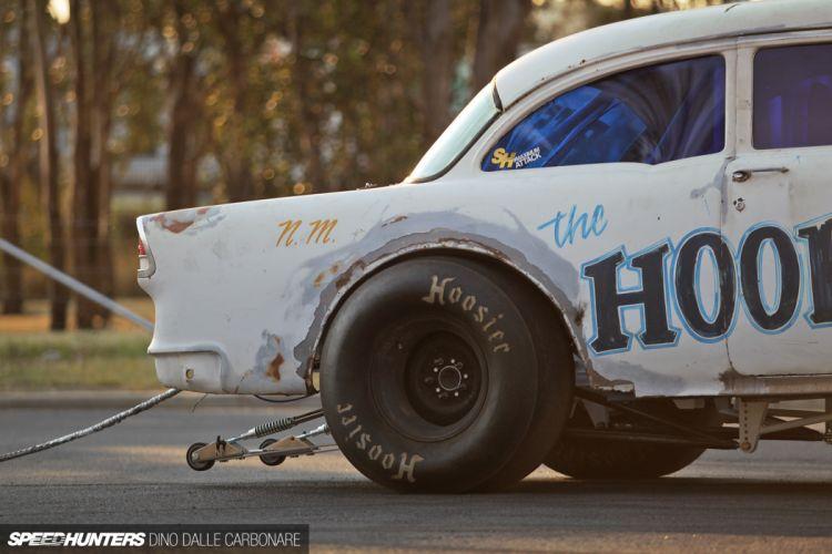 1955 Fat57-Customs Chevrolet Gasser drag racing race hot rod rods retro wheel g wallpaper