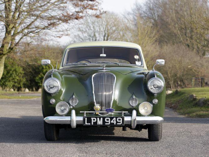 1956 Lagonda 3-Litre 4-door Sports Saloon Tickford luxury retro b wallpaper