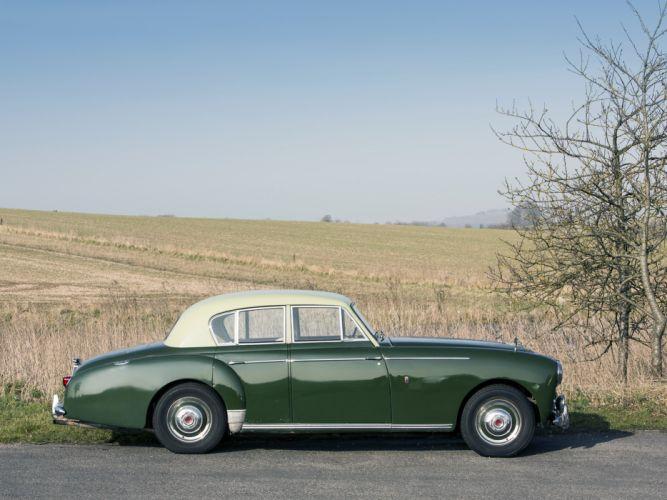 1956 Lagonda 3-Litre 4-door Sports Saloon Tickford luxury retro t wallpaper