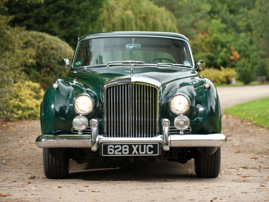 1959 Bentley S2 Continental Flying Spur Mulliner retro luxury s-2    gh wallpaper