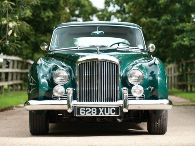 1959 Bentley S2 Continental Flying Spur Mulliner retro luxury s-2 t wallpaper