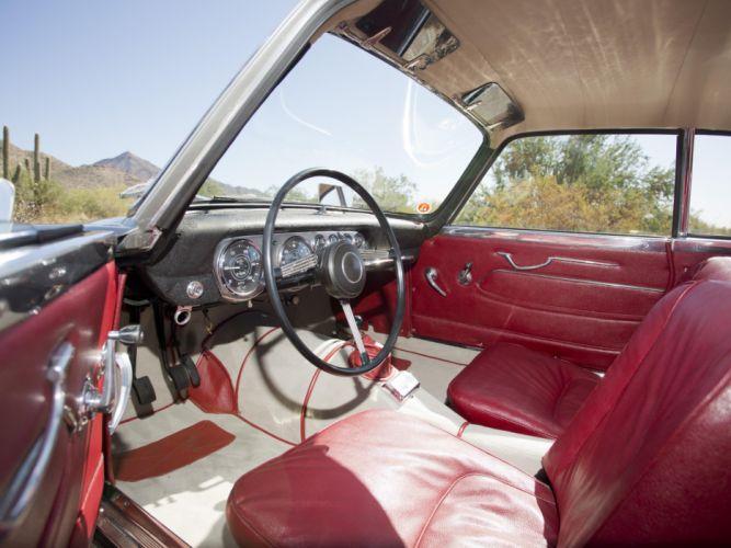 1959 Triumph Italia 2000 retro interior g wallpaper