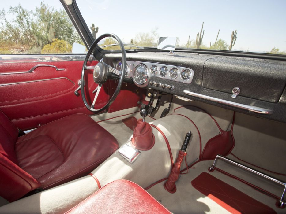 1959 Triumph Italia 2000 retro    g wallpaper