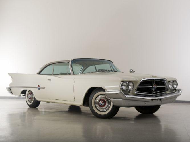 1960 Chrysler 300F Hardtop Coupe classic fd wallpaper