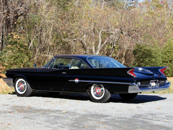 1960 Chrysler 300F Hardtop Coupe classic f wallpaper