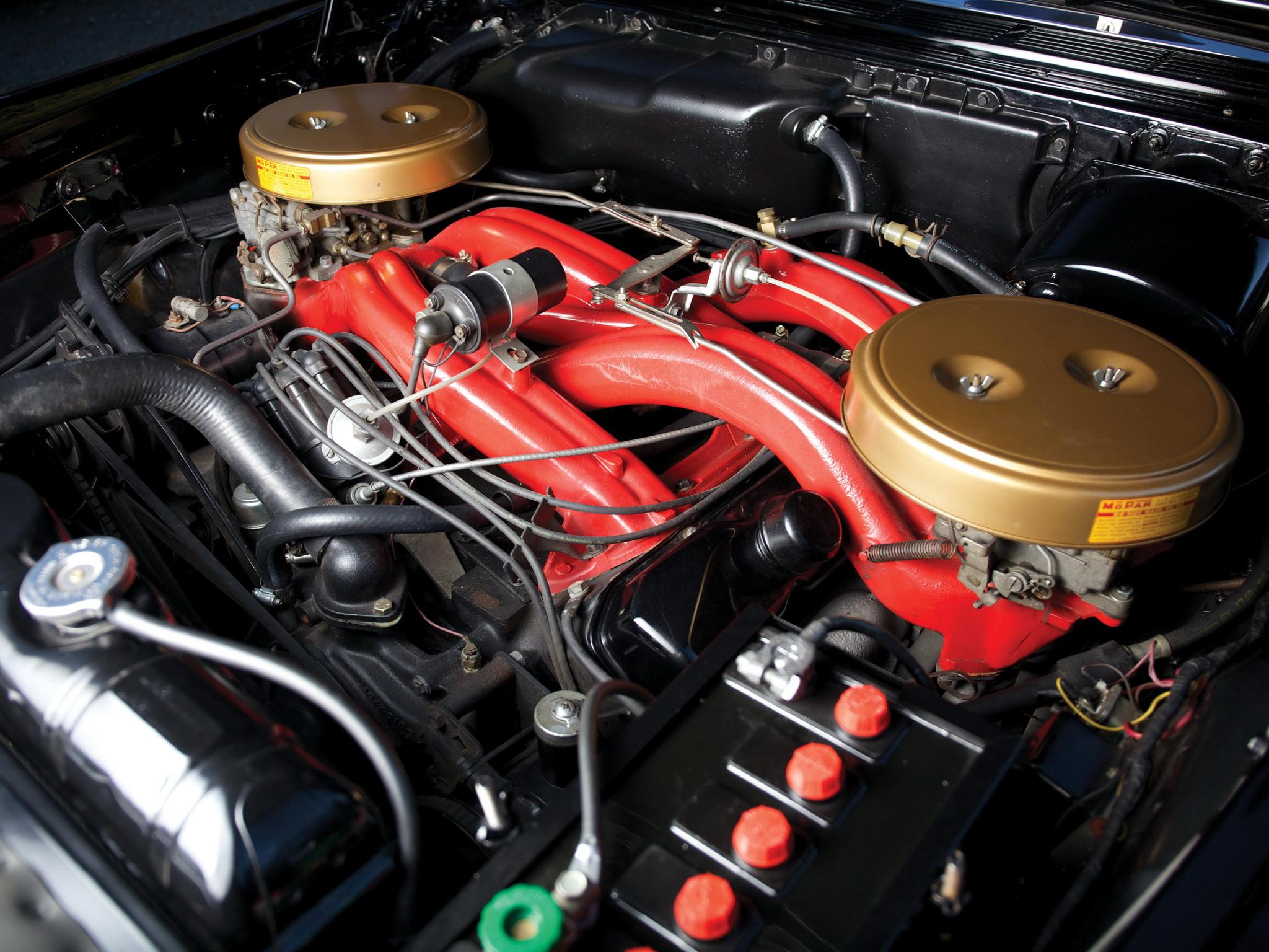 1960 chrysler 300f engine 1960 free engine image for for Motor for chrysler 300