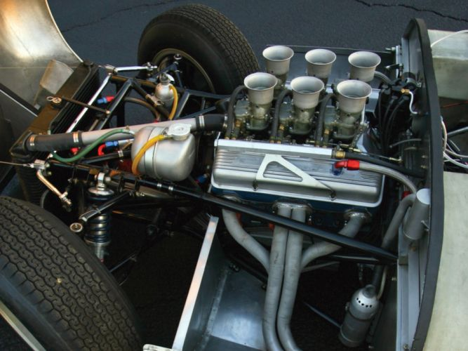 1961 Chaparral 1 supercar race racing classic engine g wallpaper