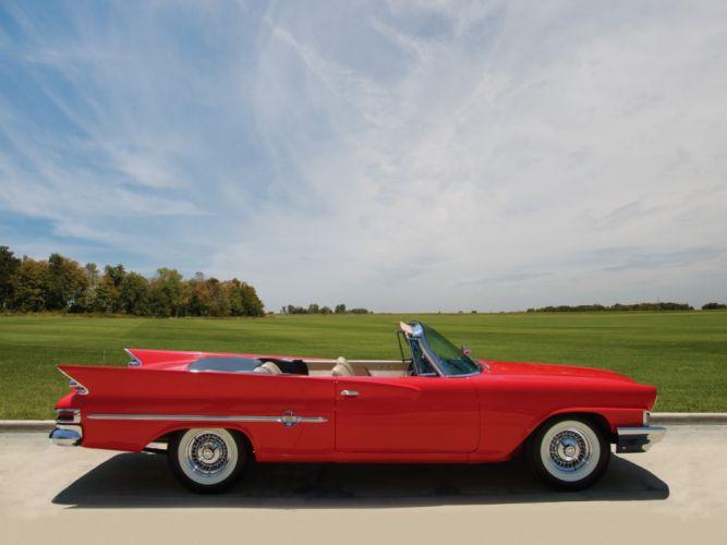 1961 Chrysler 300G Convertible classic gs wallpaper