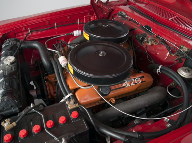 1963 Plymouth Belvedere 426 Max Wedge Stage-II Hardtop Coupe (TP2-M) muscle classic engine g wallpaper