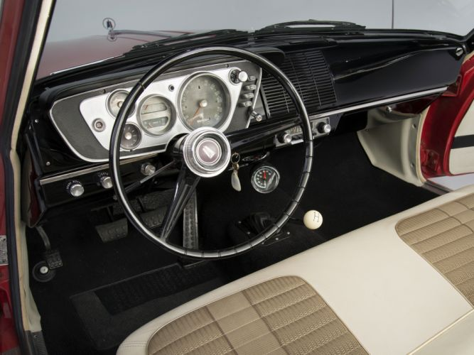 1963 Plymouth Belvedere 426 Max Wedge Stage-II Hardtop Coupe (TP2-M) muscle classic interior g wallpaper