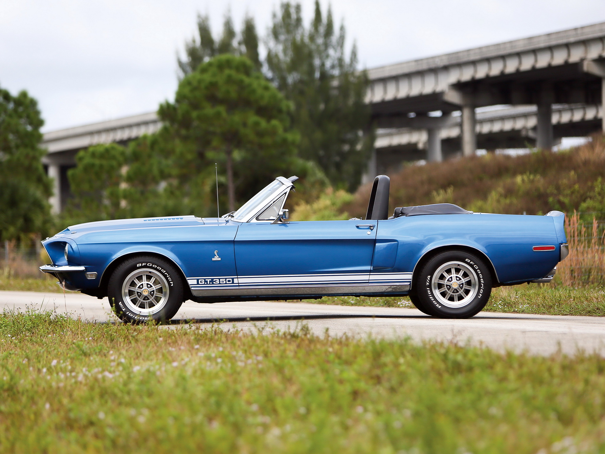 Mustang 2017 Shelby >> 1968 Shelby GT350 Convertible ford mustang muscle classic ...