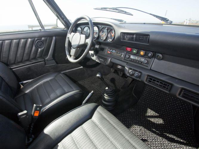 1976 Porsche 911 S US-spec classic 911-s interior g wallpaper