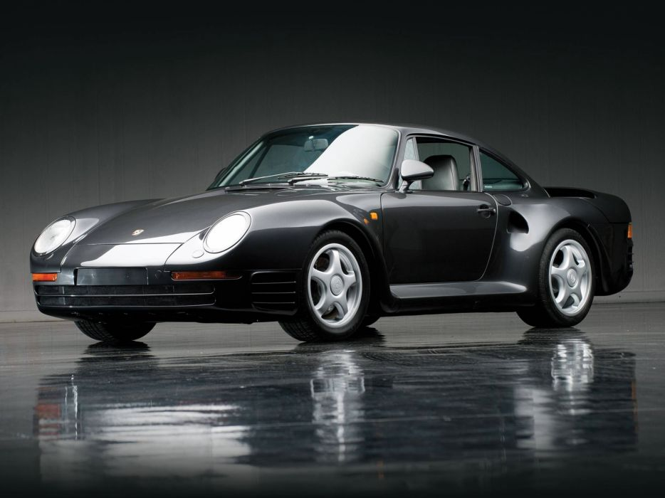 1987 Porsche 959 supercar d wallpaper