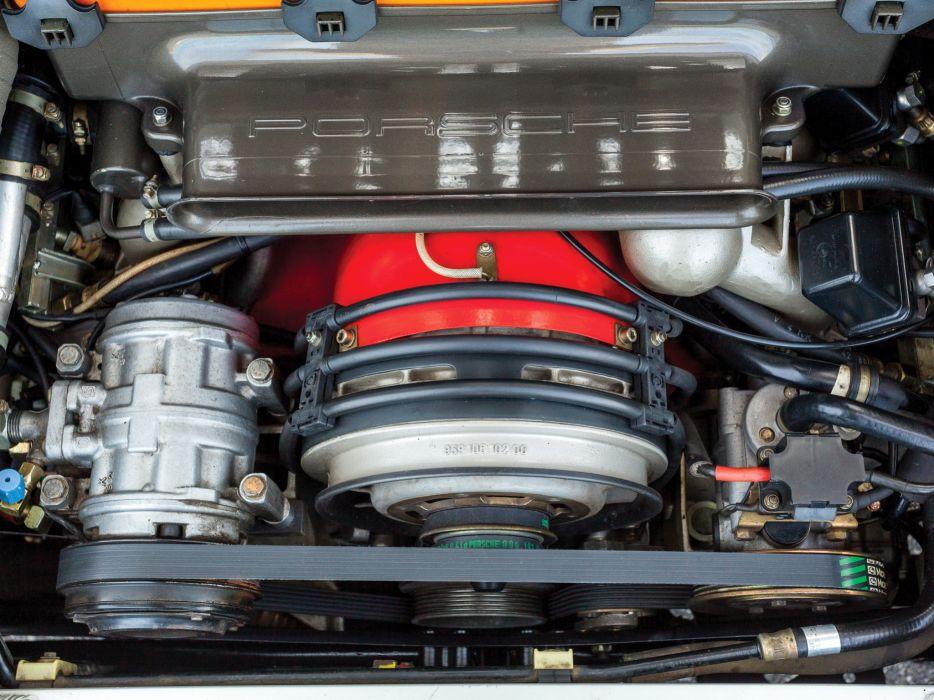 1987 Porsche 959 supercar engine     f wallpaper