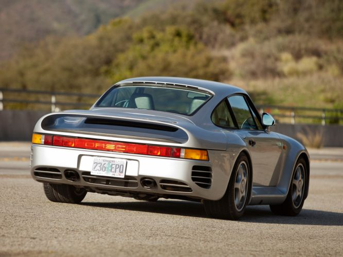 1987 Porsche 959 supercar da wallpaper