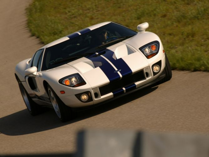 2005 Ford G-T supercar g wallpaper
