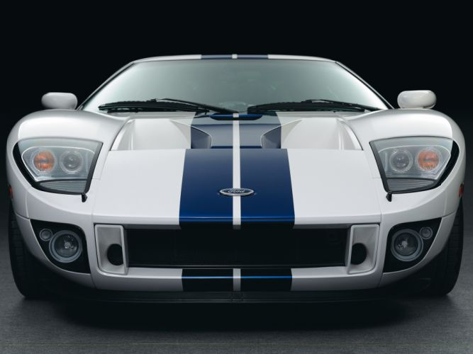 2005 Ford G-T supercar t wallpaper