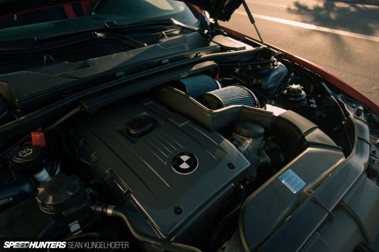 2009 Bagriders BMW E92 335ix tuning lowrider engine g wallpaper