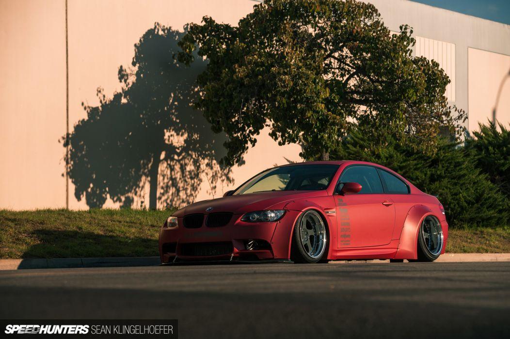 2009 Bagriders BMW E92 335ix tuning lowrider   gs wallpaper