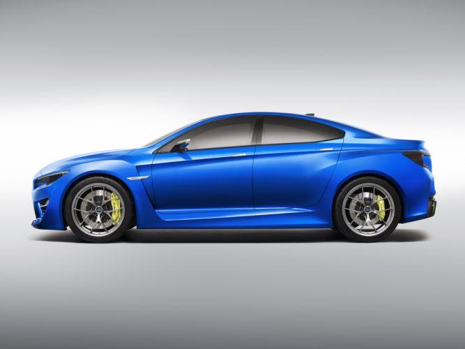 2013 Subaru WRX Concept tuning h wallpaper