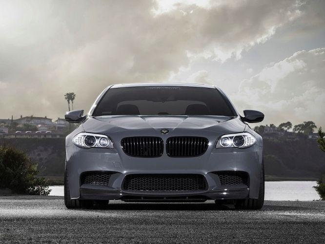 2013 Vorsteiner BMW M5 tuning m-5 (F10) f wallpaper