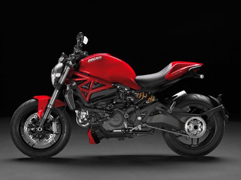 2014 Ducati Monster 1200     f wallpaper