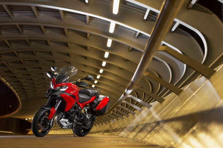 2014 Ducati Multistrada 1200S Touring h wallpaper