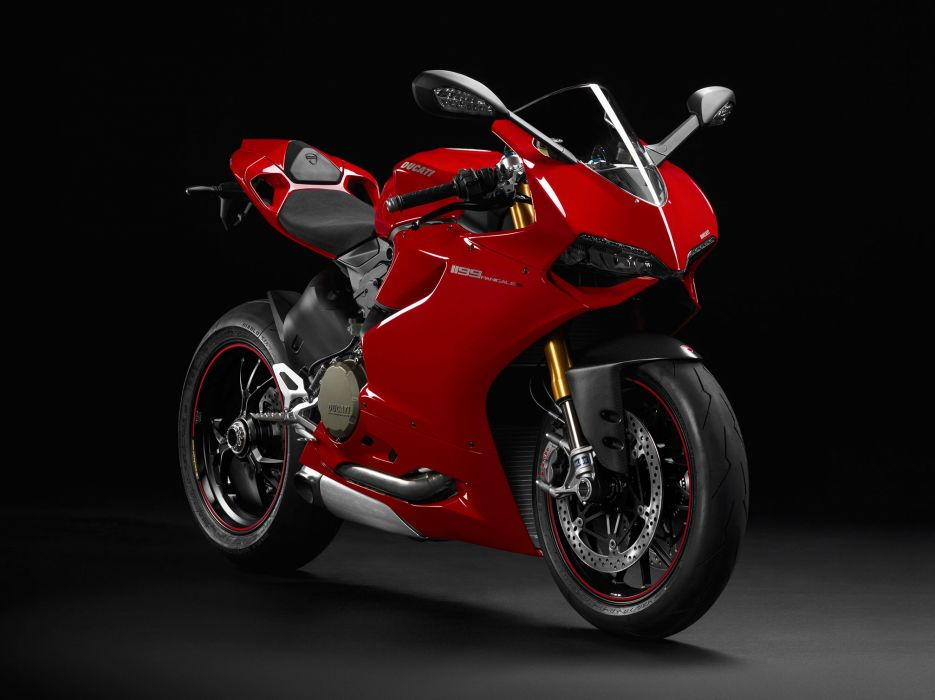 2014 Ducati Superbike 1199 Panigale S Panigale-S   g wallpaper