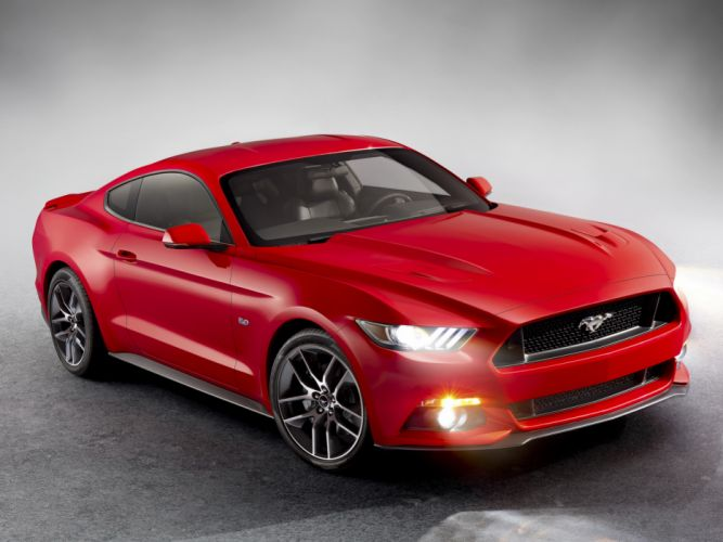 2014 Ford Mustang G-T muscle h wallpaper
