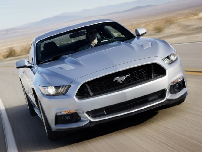 2014 Ford Mustang G-T muscle g wallpaper
