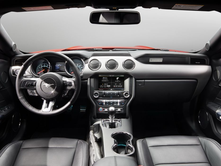 2014 Ford Mustang G-T muscle interior   v wallpaper