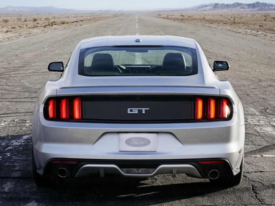2014 Ford Mustang G-T muscle v wallpaper