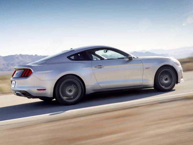 2014 Ford Mustang G-T muscle da wallpaper