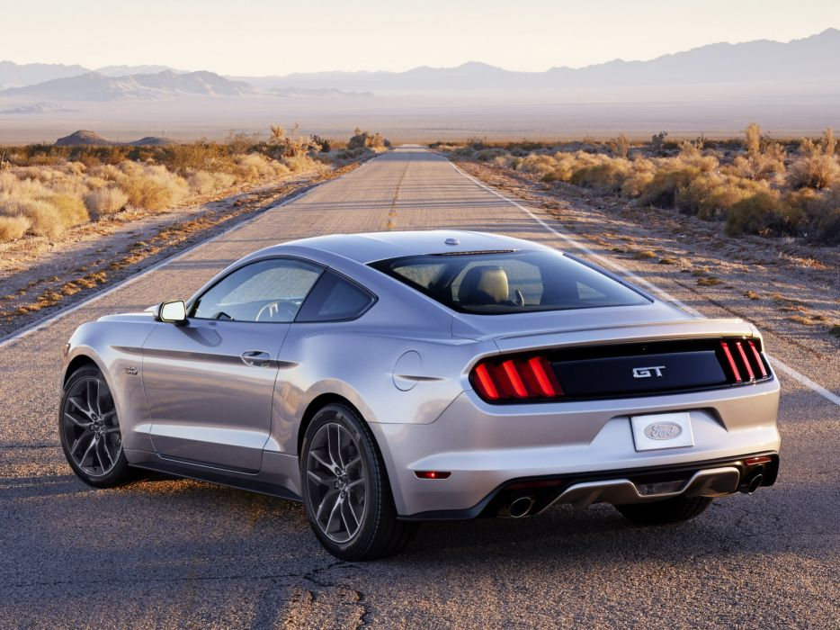 2014 Ford Mustang G-T muscle   gs wallpaper