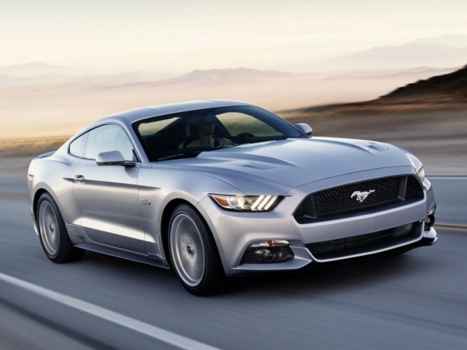 2014 Ford Mustang G-T muscle f wallpaper