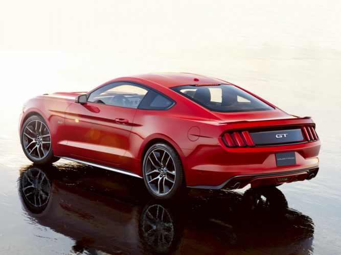 2014 Ford Mustang G-T muscle n wallpaper