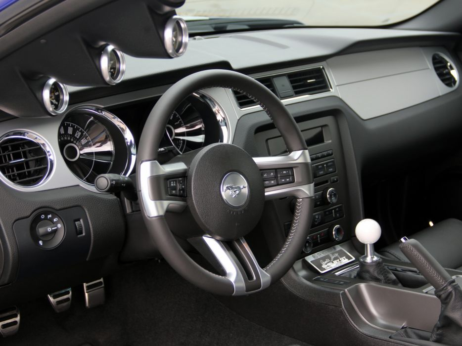 2014 Shelby Ford Mustang GT-SC muscle interior     g wallpaper