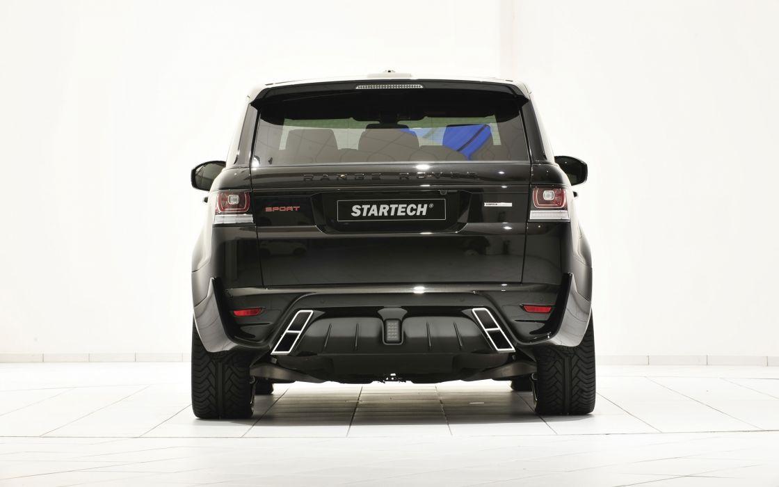 2014 Startech Range Rover Sport tuning suv r wallpaper