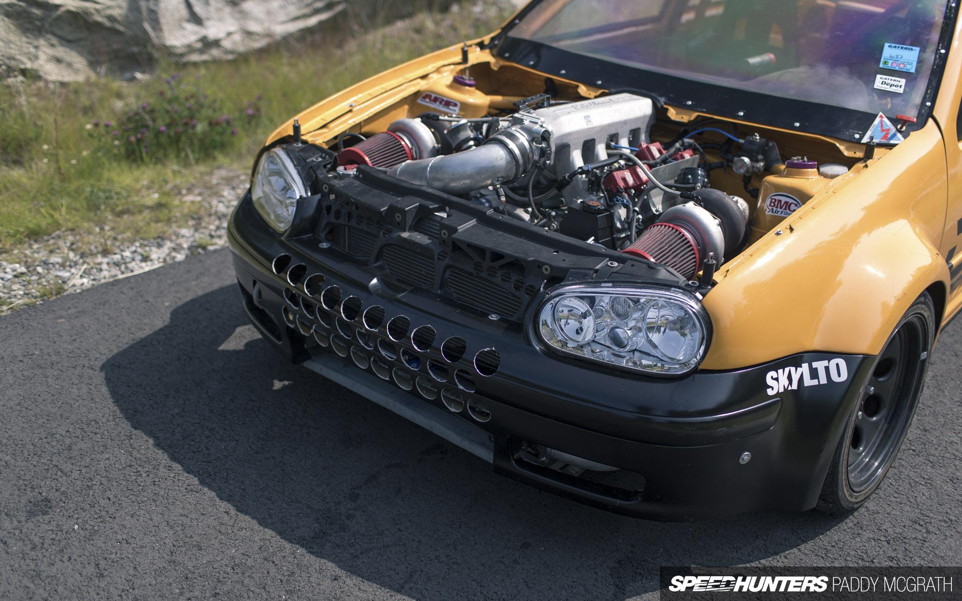 Dala-Performance Volkswagen Golf R32 tuning race racing v ...